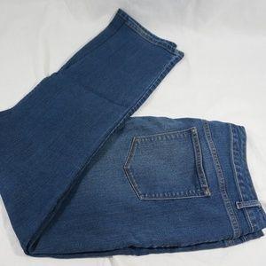 Sonoma Slim Straight 16W Jeans Pants